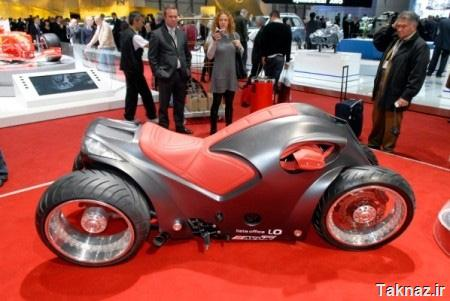 Pendolauto Leaning Motorcycle